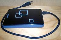 Photo of consumer USB HDD